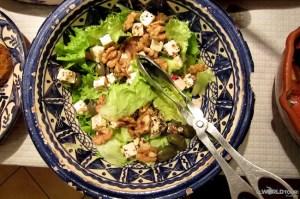 Terra salads