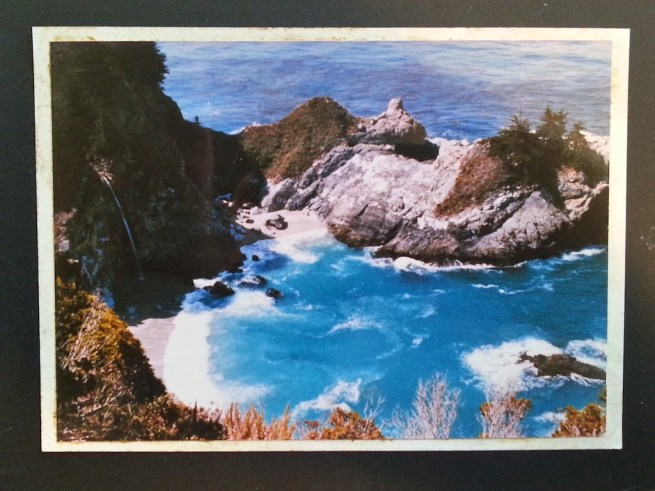 McWay Falls on Film
