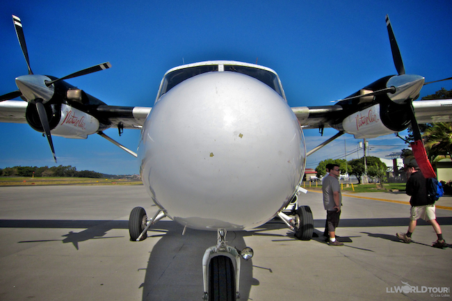 Plane Nose