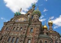 Back in the U.S.S.R.: I'm in St. Petersburg, Russia!