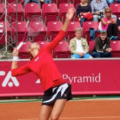 Swedish Open Women's Champion