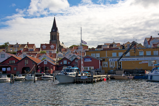 Fjallbacka Harbour