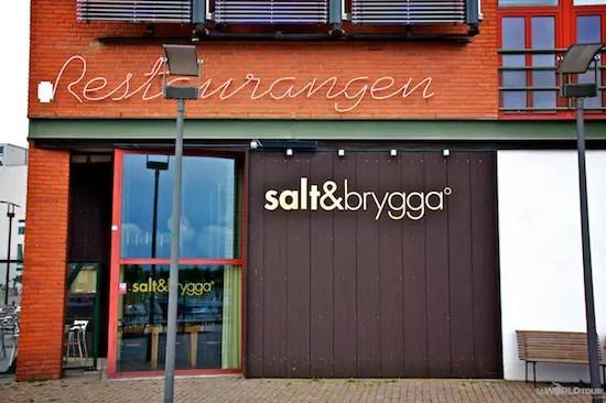Salt & Brygga