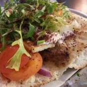 Kofte Kebab at Gel Gor