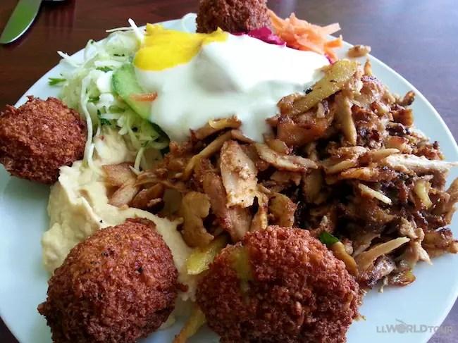 Falafel in Berlin