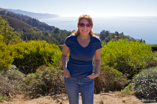 Me in Big Sur
