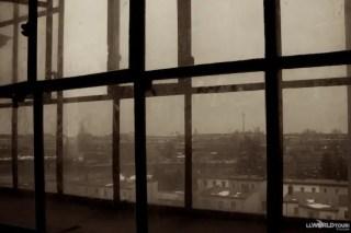 Spinnerei Window