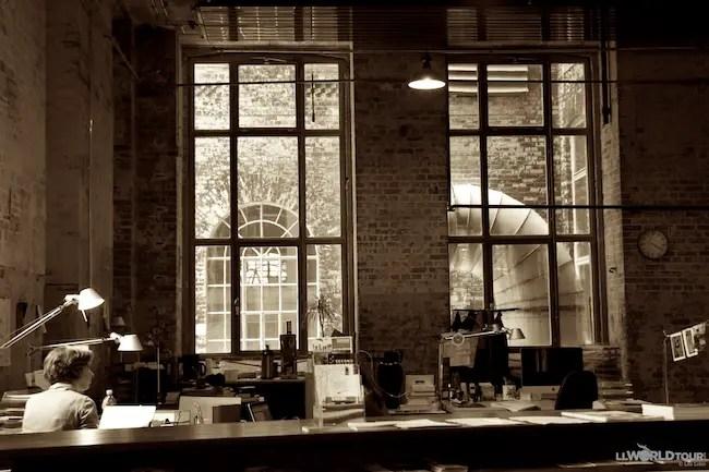 Spinnerei Office