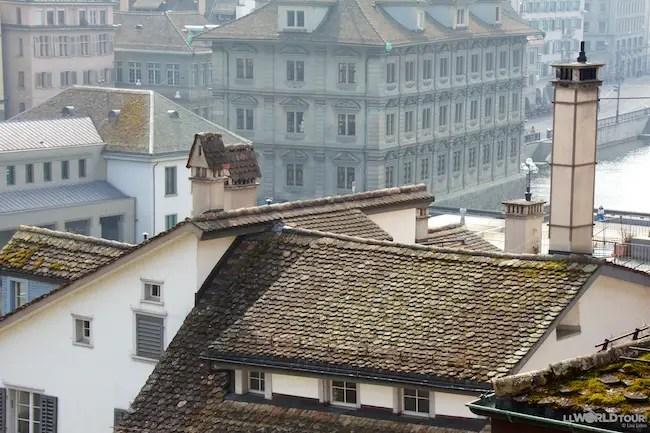 Zurich Rooftops