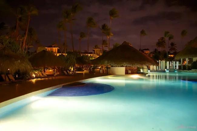 Night at Paradisus Punta Cana