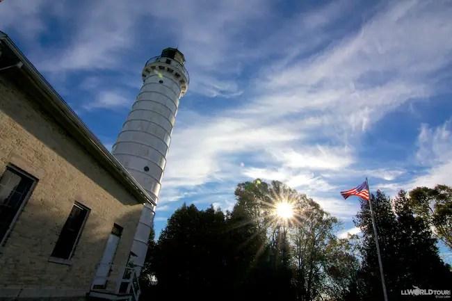 Lighthouse - Door County, Wisconsin