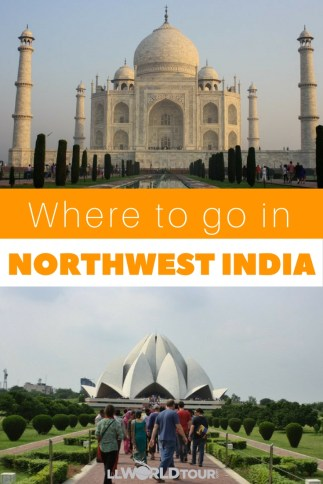 Where to Go in Northwest India