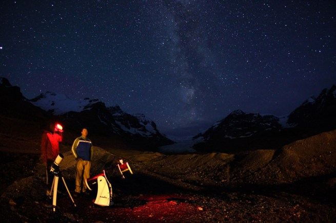 Dark Sky Festival -  Jasper National Park
