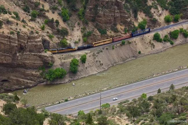 Glenwood Springs Canyon