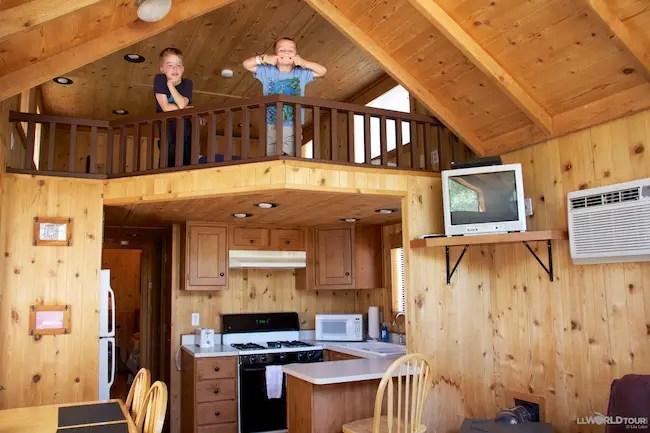Glenwood Canyon Resort Cabin