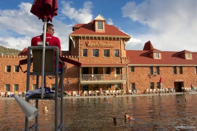 Glenwood Springs Pool
