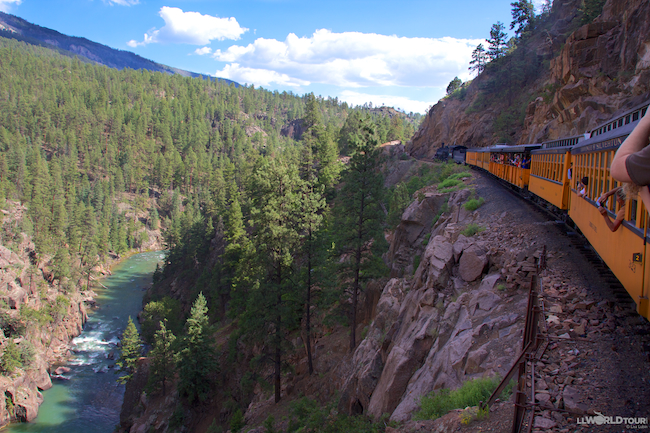 Train to Silverton