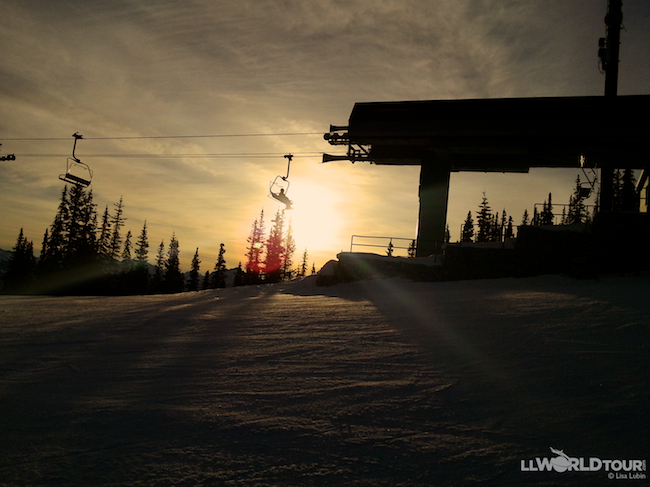 Ski Lift Marmot