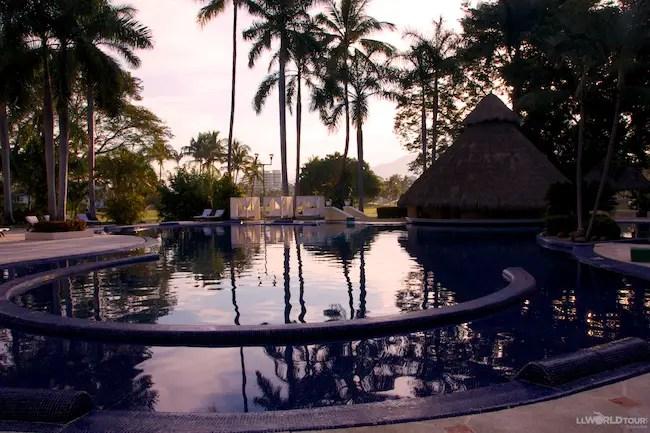 Pool at Casa Velas