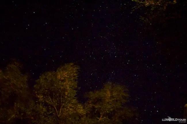 Night Sky Door County