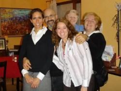 France 2008 - Maria, Cemil, Leyla, Ann