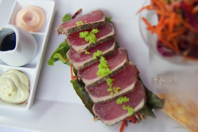 Ahi Tuna Ft Lauderdale