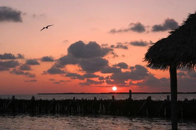 Sunrise Belize