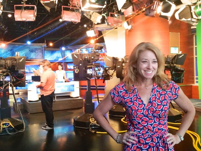 Lisa at CBS