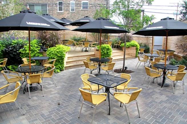 Jerry's patio-