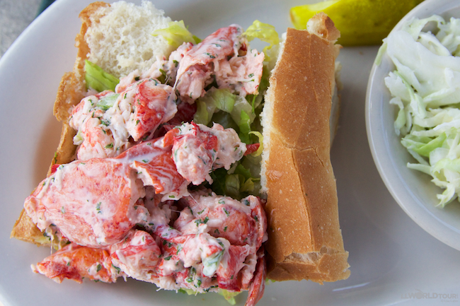 Best Lobster Roll Cape Cod