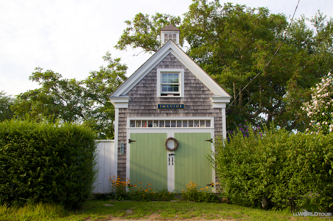 Tiny cottage on Cape Cod