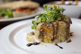 Quinoa Terrine