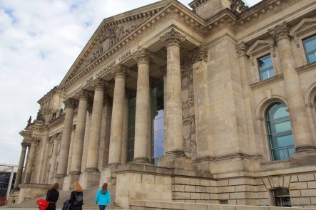 The Reichstag - Home of the German Parliament