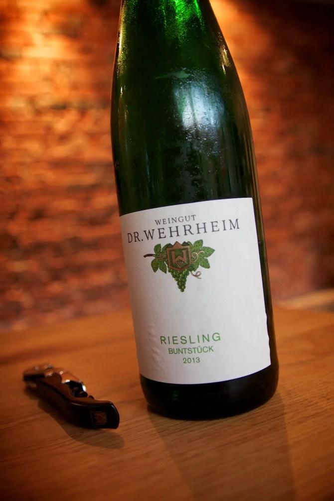 Dr Wehrheim Winery