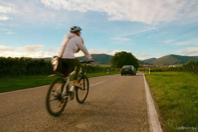 Biking in Germany