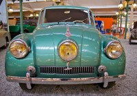 Photo Essay: Mulhouse Car Museum