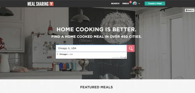 Mealsharing.com