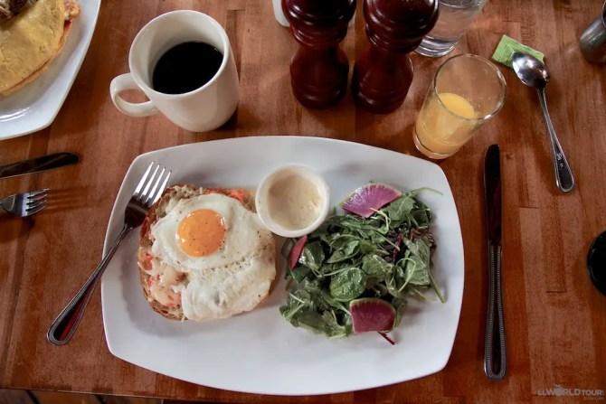 Breakfast Engine Company No 3