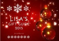 Lisa's 2015 Gift Guide