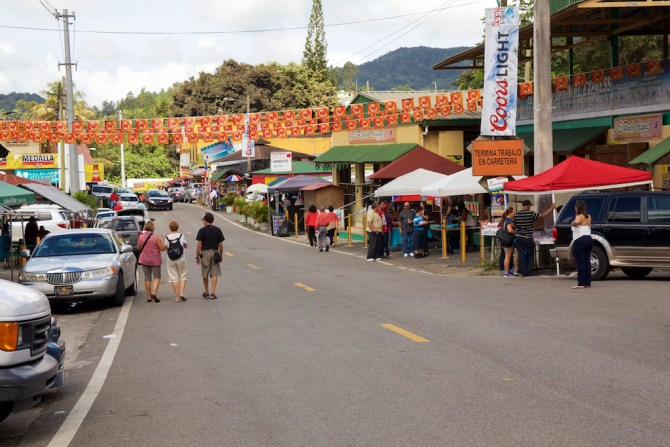 Ruta de Lechon Guavate
