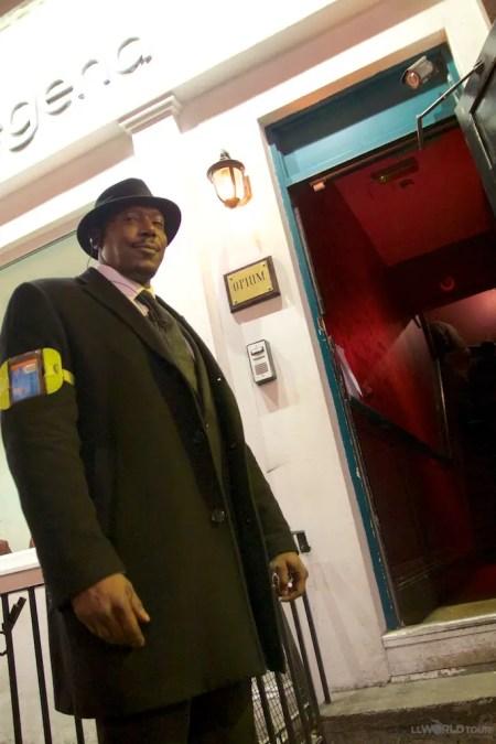 Opium Doorman London