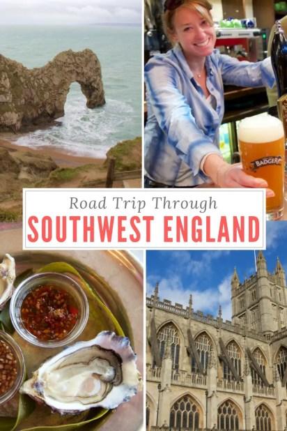 SW England Pin