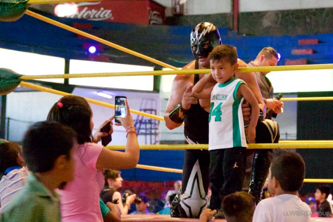 Lucha Libre GDL