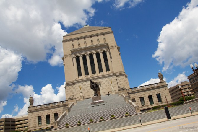 Indianapolis monuments