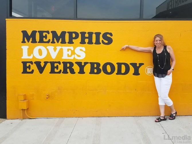 Memphis Mural Railgarten