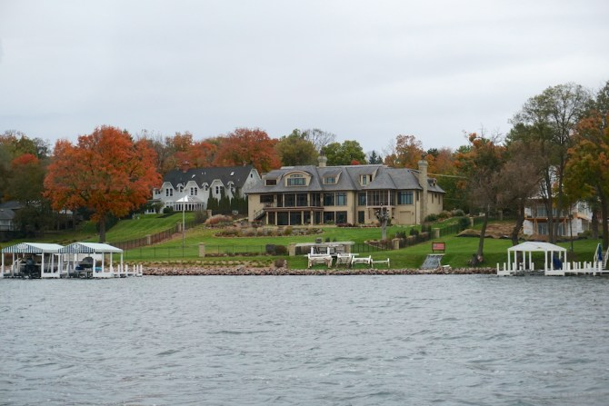Lake Geneva mansions