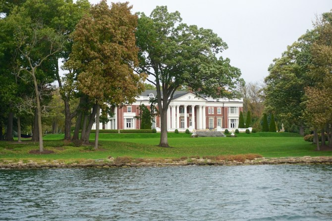Lake Geneva Mansion