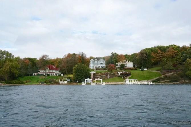Mansion on Lake Geneva