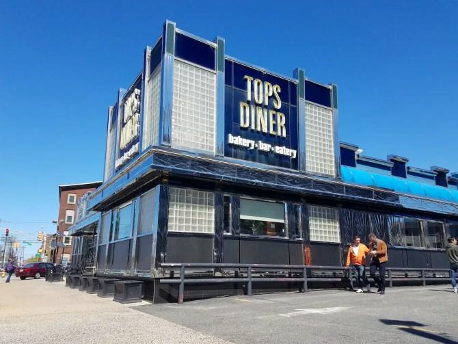 Newark Tops Diner