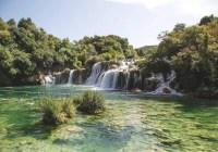 Krka Waterfalls National Park